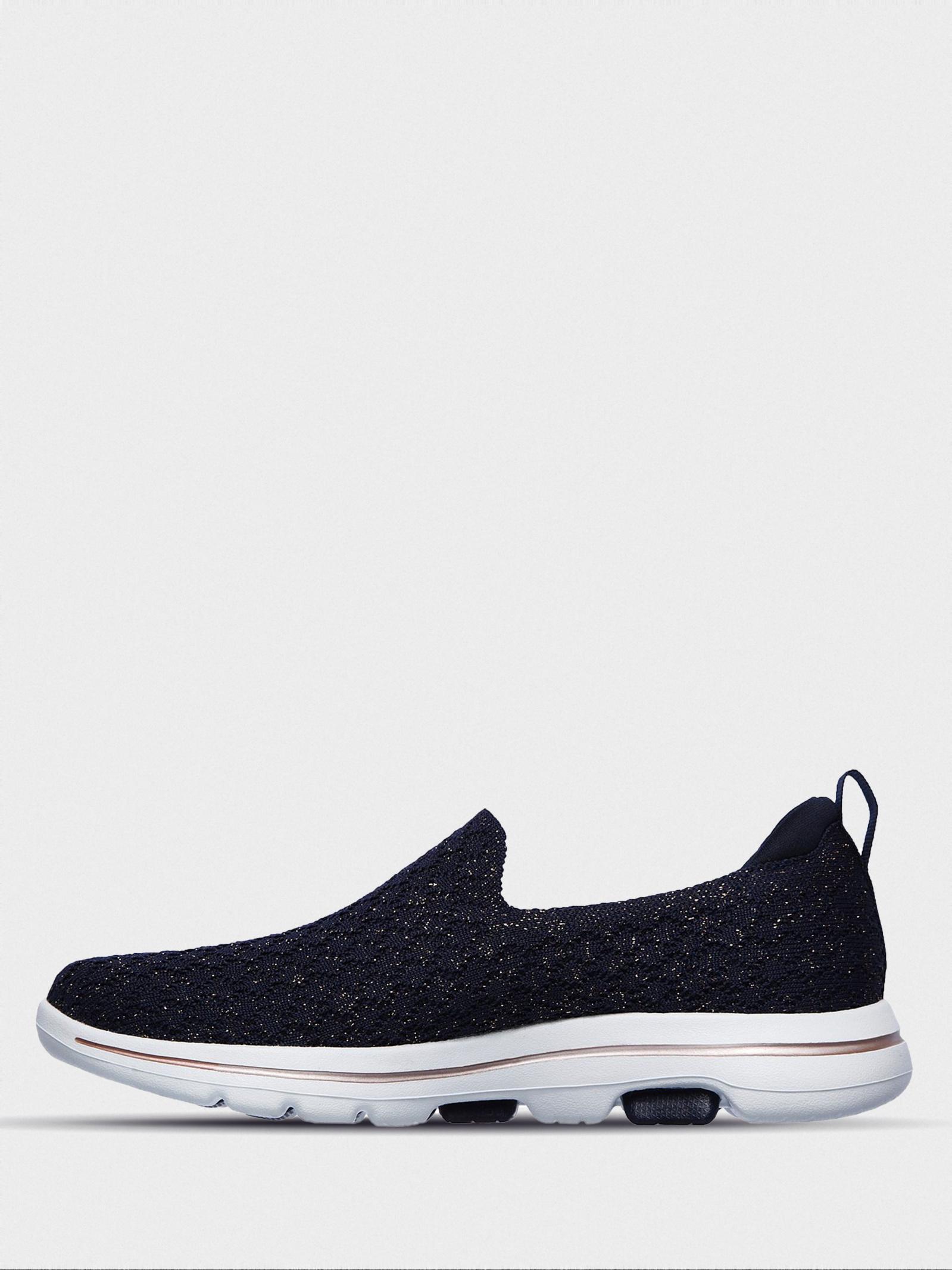 Слипоны для женщин Skechers Gowalk KW5718 размеры обуви, 2017