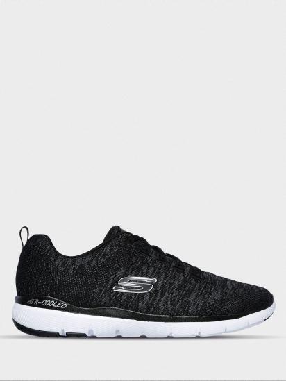 Кроссовки для женщин Skechers Flex KW5726 брендовая обувь, 2017