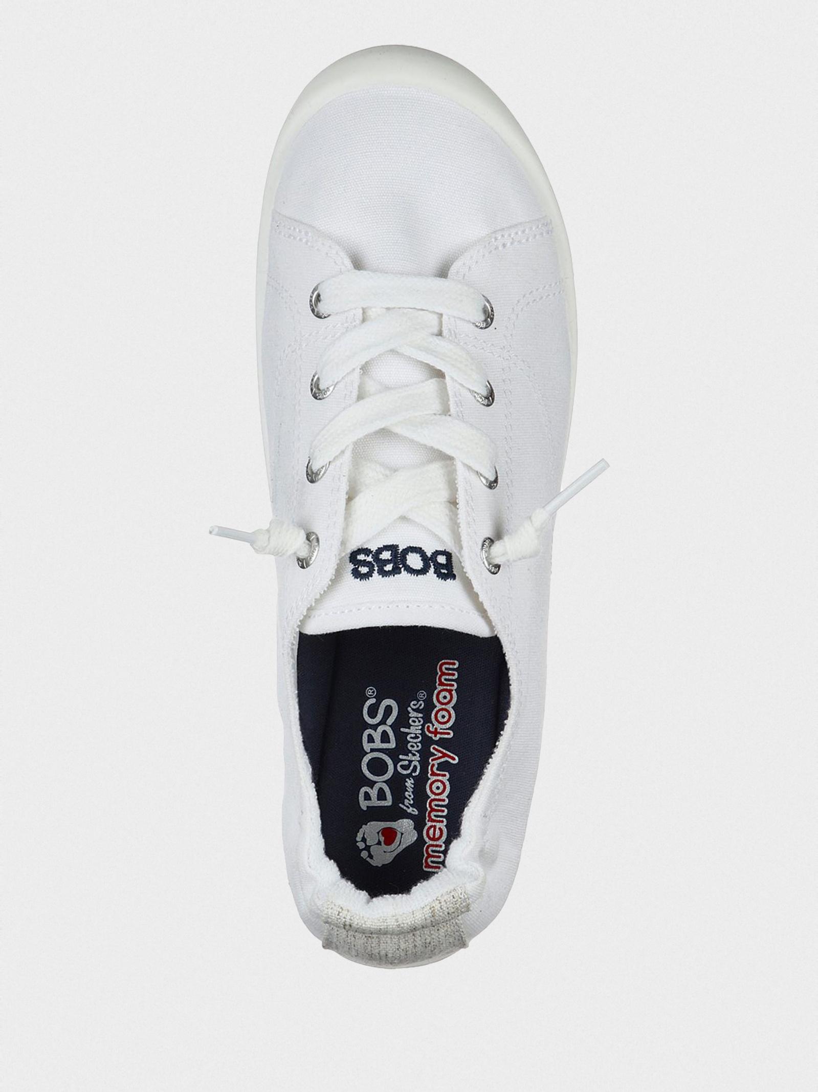 Кеды для женщин Skechers Bob's KW5734 купить обувь, 2017