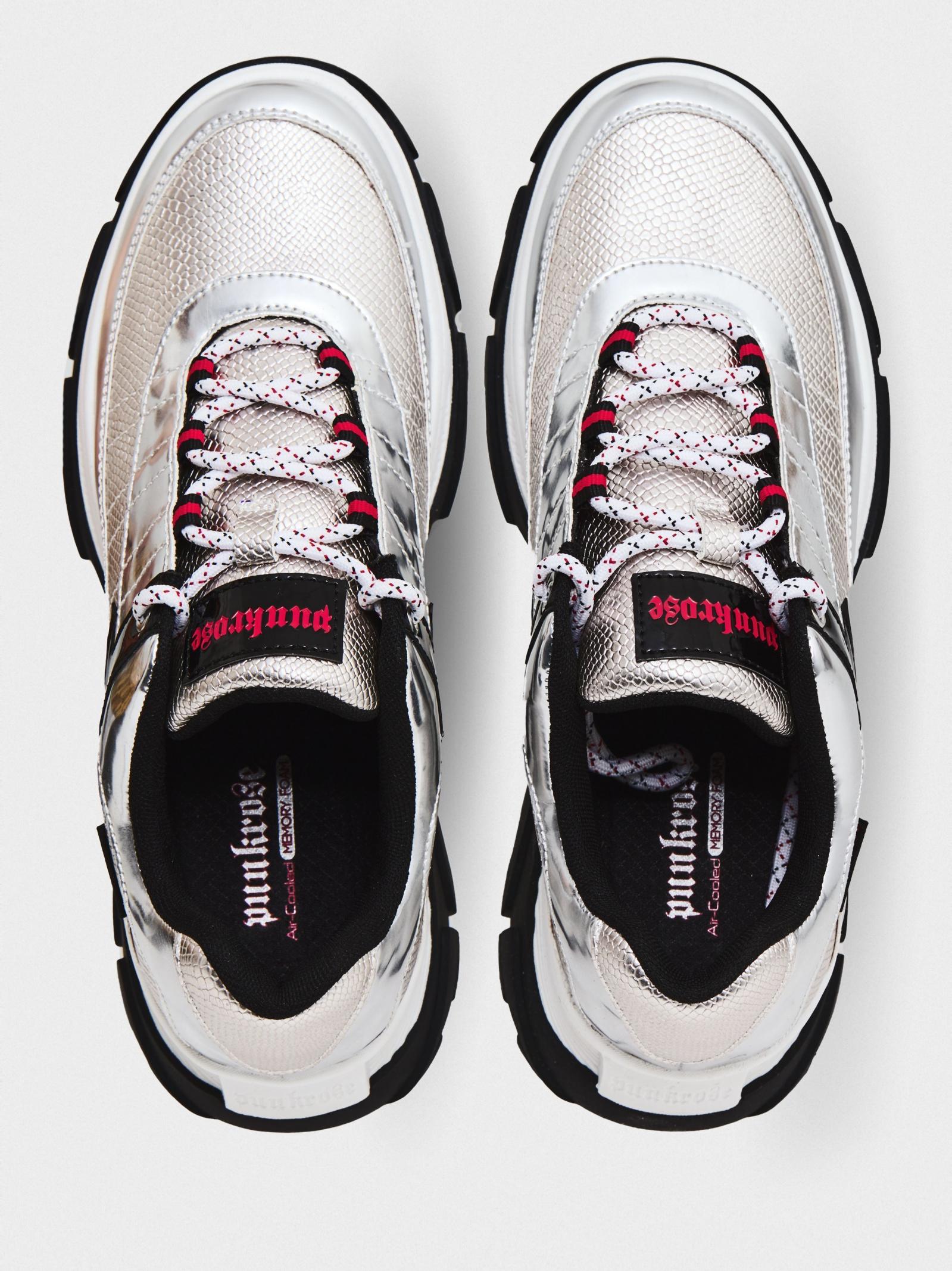 Кроссовки для женщин Skechers Street 148001 SIL фото, купить, 2017