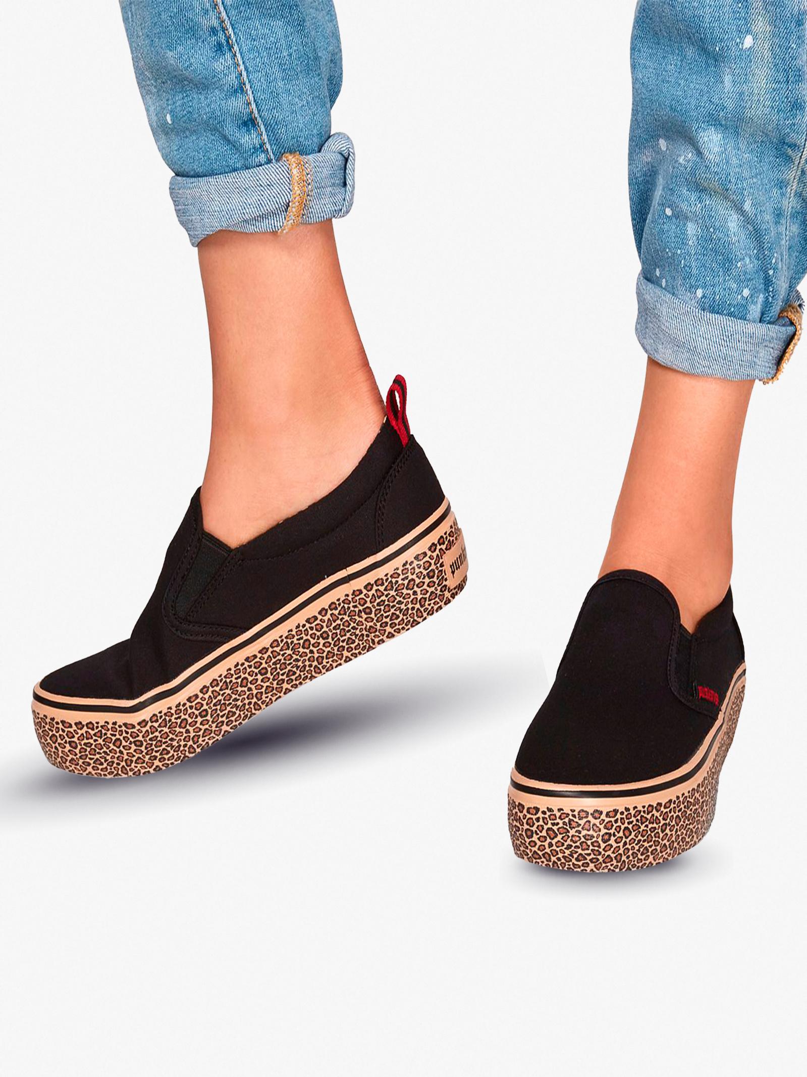 Сліпони  для жінок Skechers 148007 BKLD купити взуття, 2017