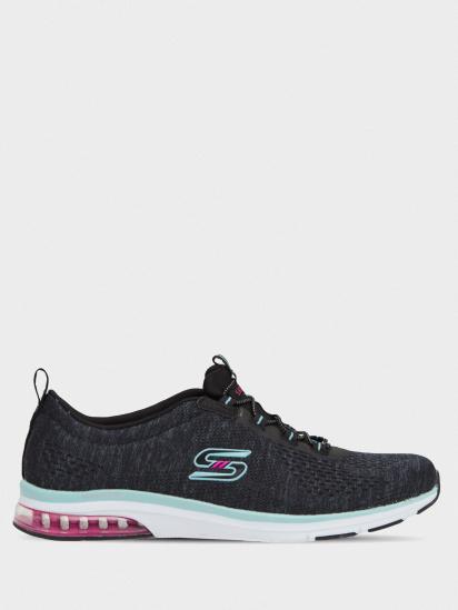 Кросівки для тренувань Skechers Relaxed Fit: Skech-Air Edge модель 104057 BKAQ — фото - INTERTOP