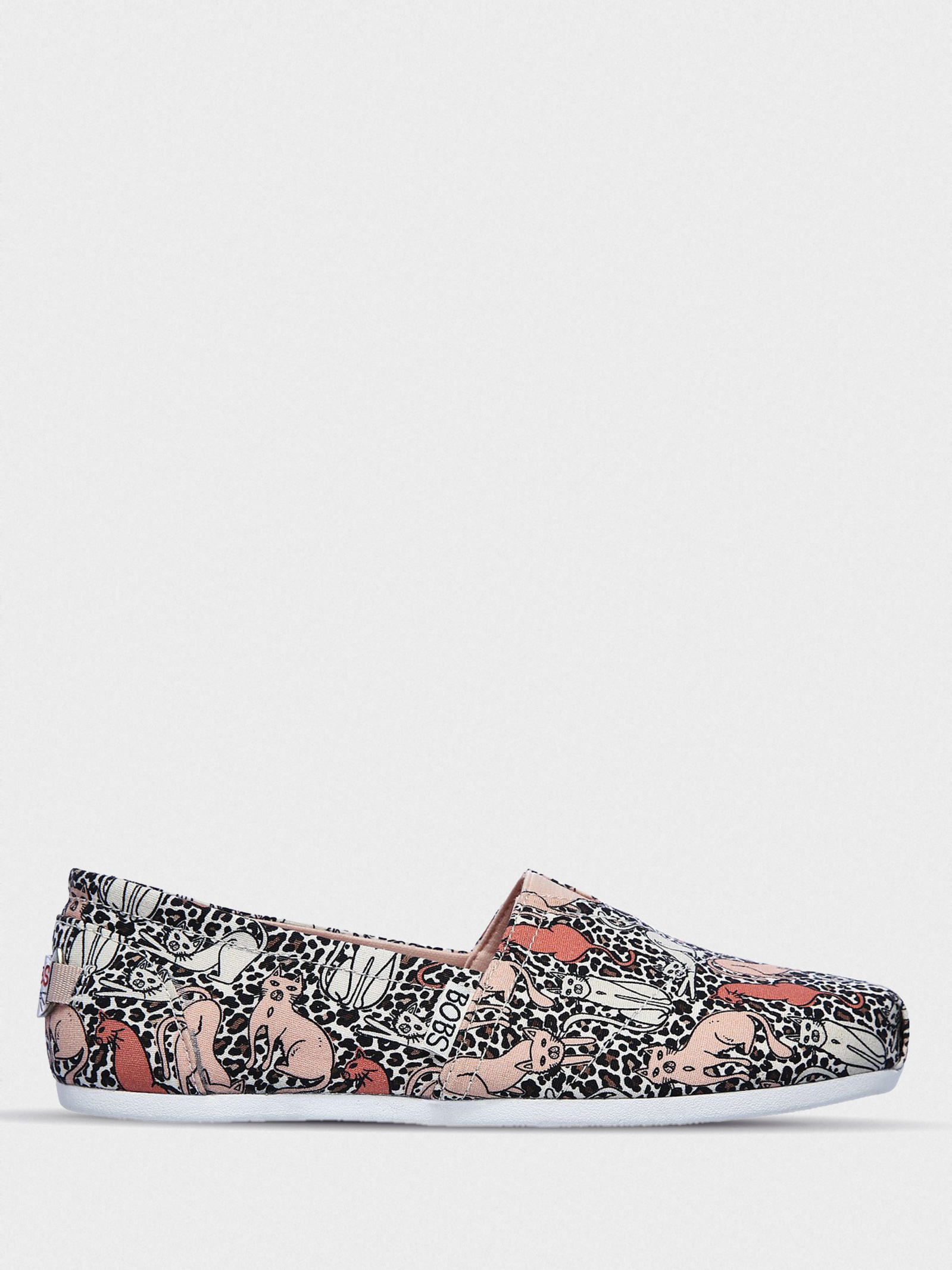Слипоны для женщин Skechers Bob's KW5783 купить обувь, 2017