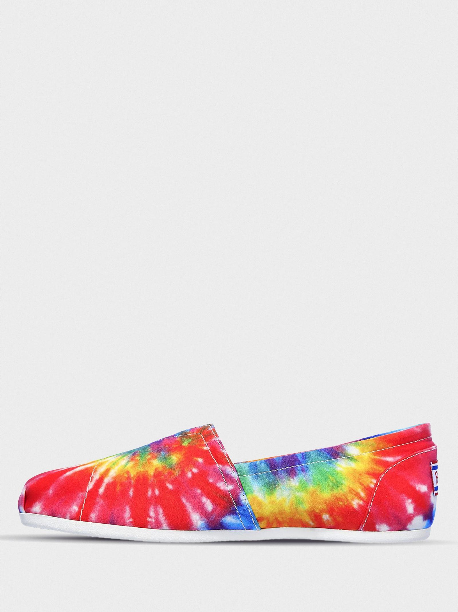 Слипоны для женщин Skechers Bob's KW5786 брендовая обувь, 2017