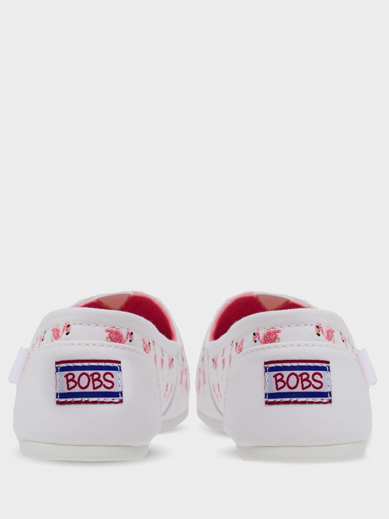 Слипоны для женщин Skechers Bob's KW5788 размеры обуви, 2017