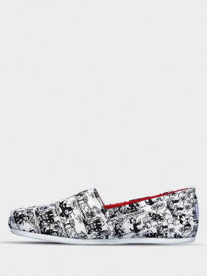 Слипоны для женщин Skechers Bob's KW5789 брендовая обувь, 2017