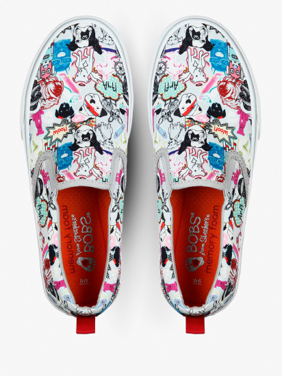 Кеди низькі Skechers BOBS MARLEY JR. - POP LIFE - фото