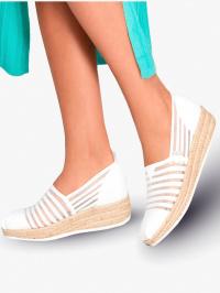 Слипоны для женщин Skechers Bob's 113001 WHT купить в Интертоп, 2017