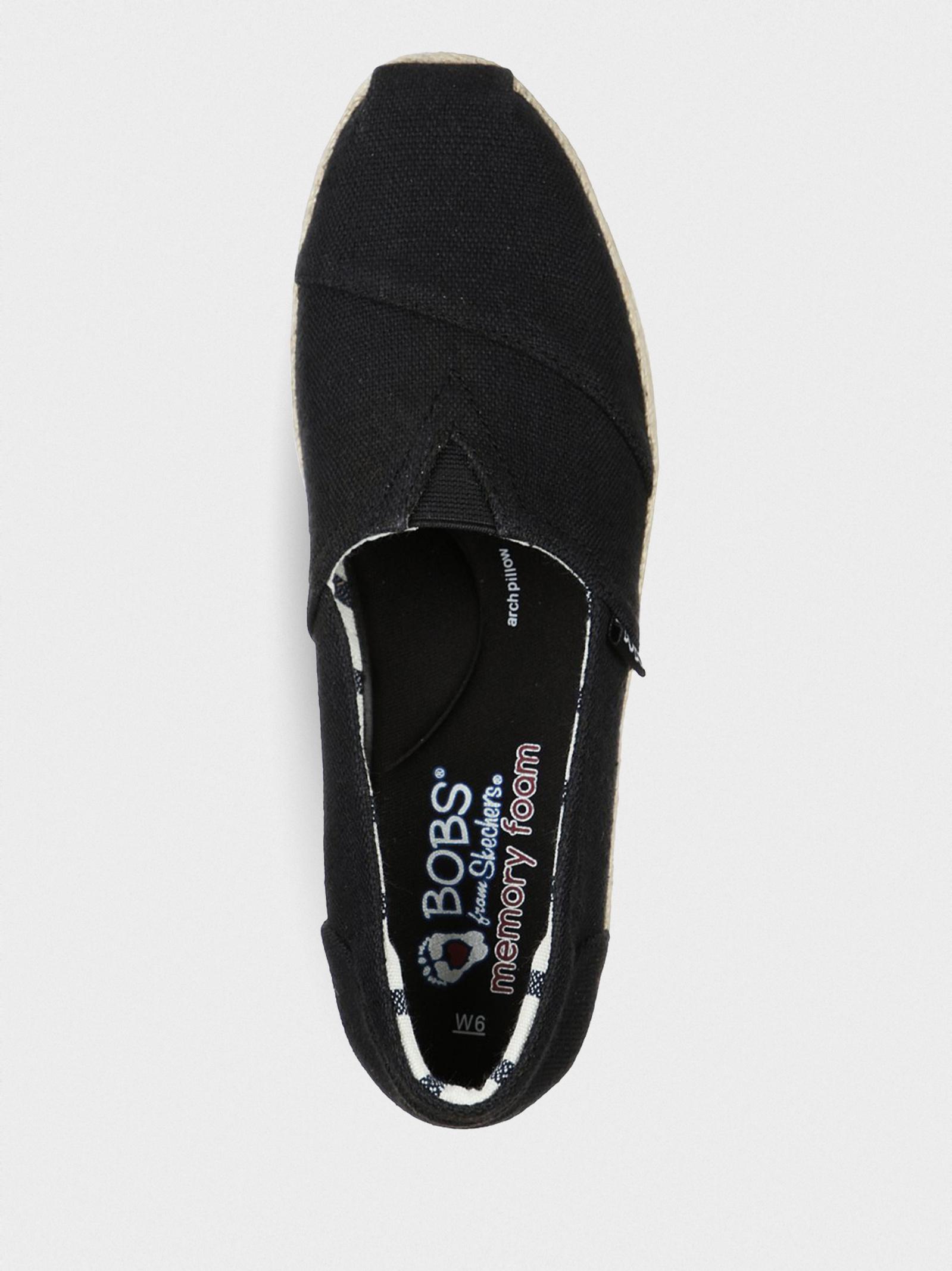 Сліпони  для жінок Skechers 113068 BLK 113068 BLK ціна взуття, 2017
