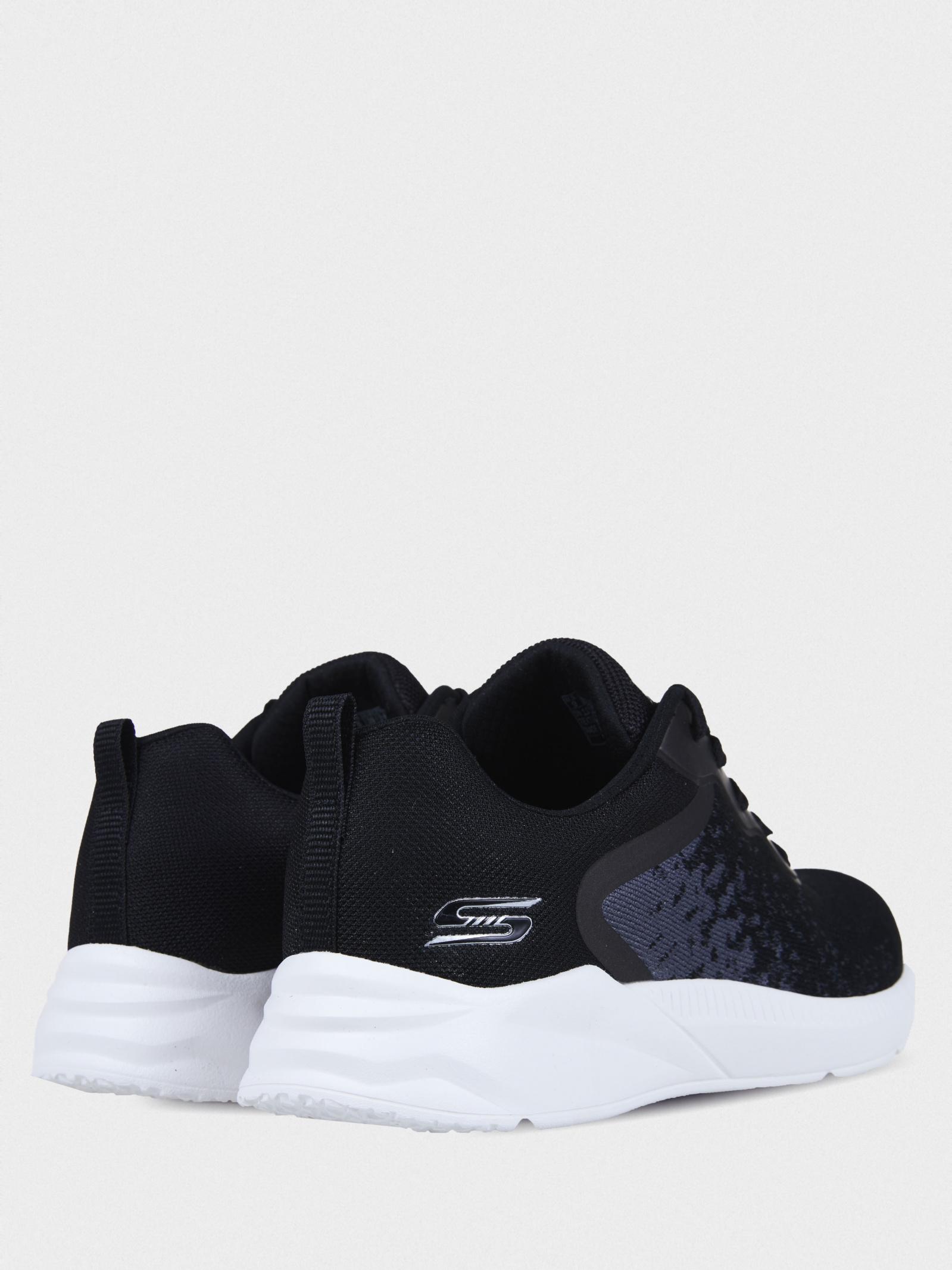 Кросівки  для жінок Skechers Bob's Sport 117010 BLK купити в Iнтертоп, 2017
