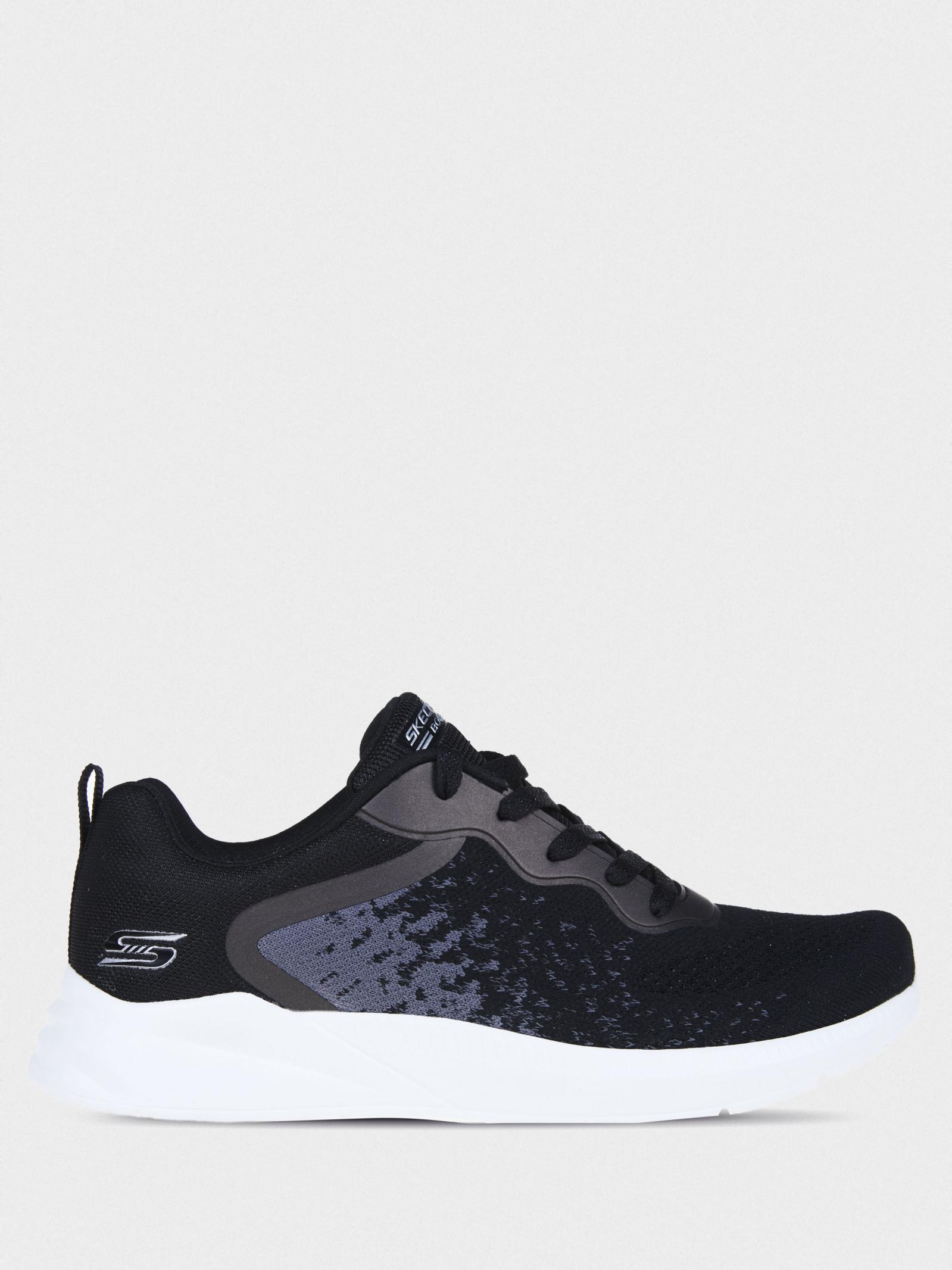 Кросівки  для жінок Skechers Bob's Sport 117010 BLK купити, 2017