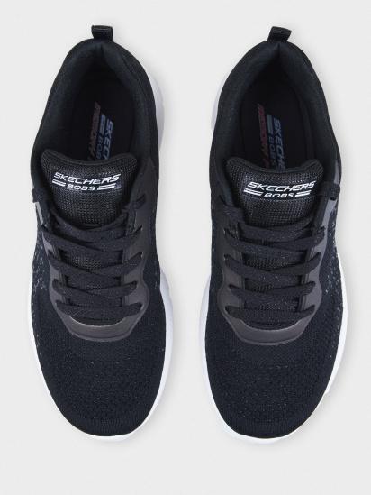 Кросівки  для жінок Skechers Bob's Sport 117010 BLK модне взуття, 2017
