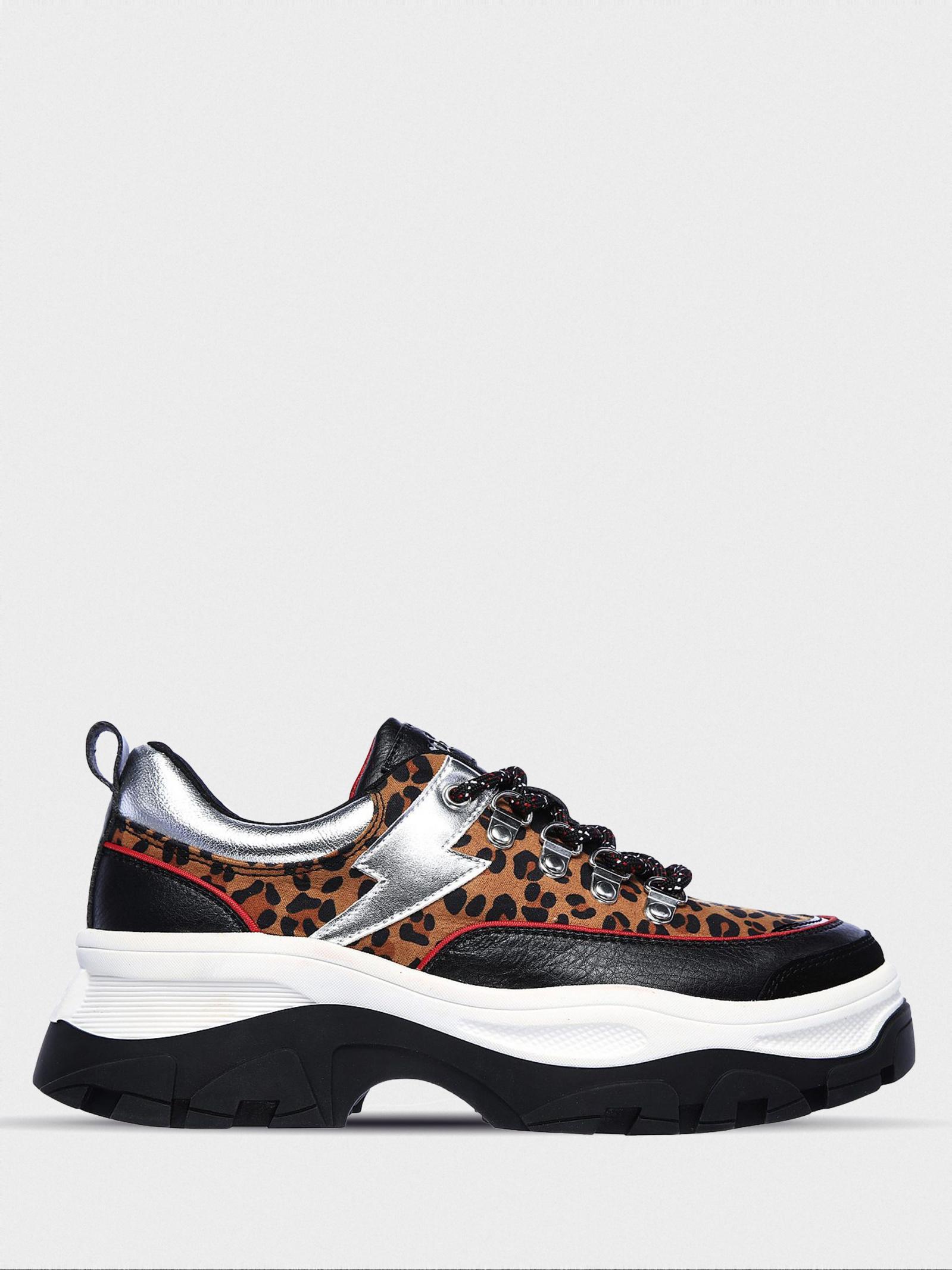 Кроссовки для женщин Skechers Street KW5849 купить обувь, 2017
