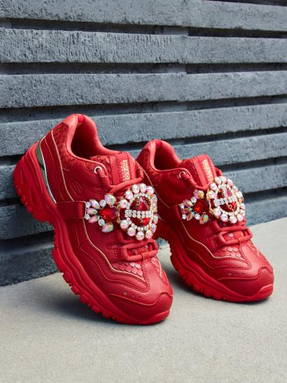 Кросівки  для жінок Skechers Heritage 149247 RED купити в Iнтертоп, 2017
