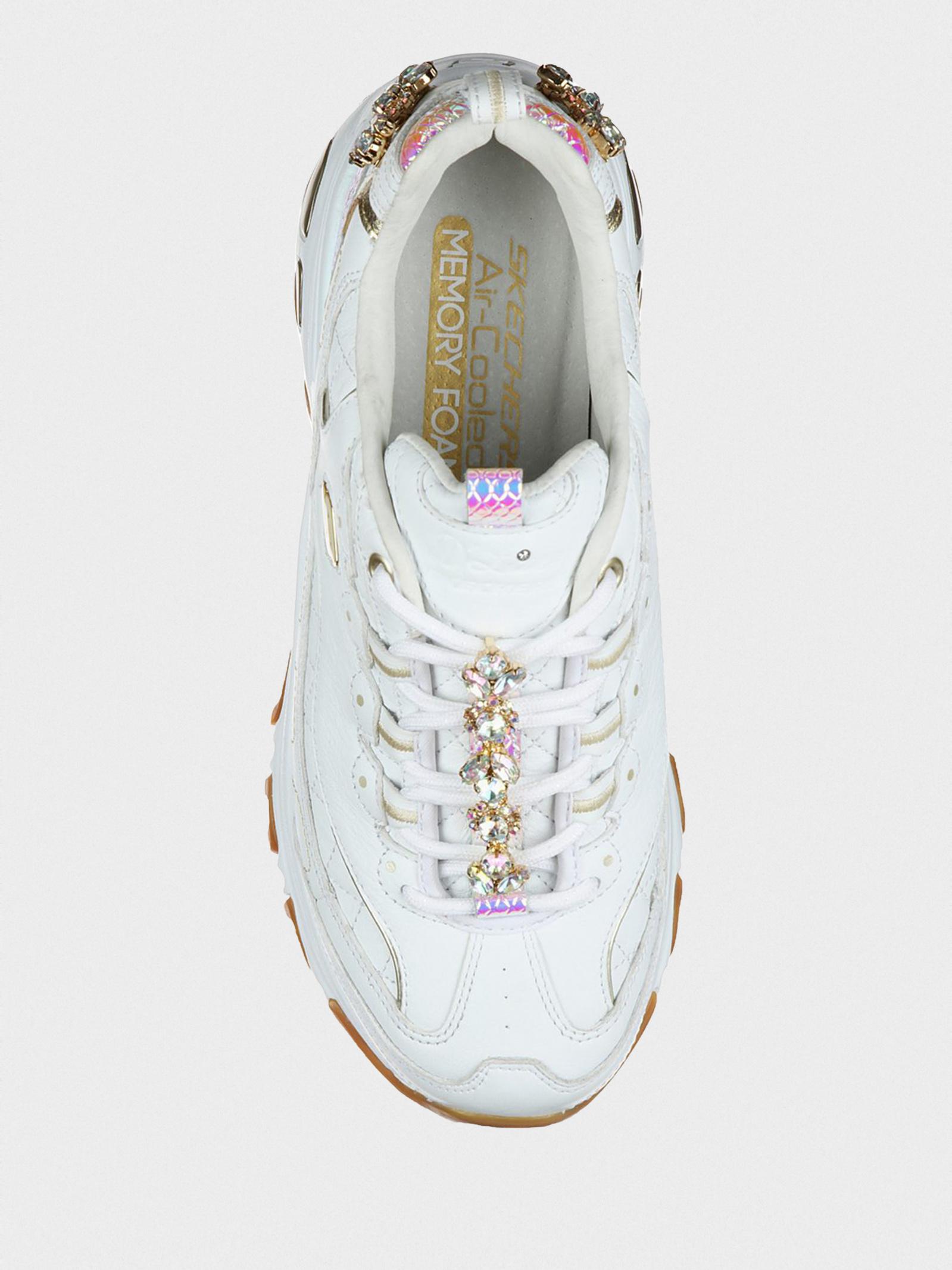 Кросівки  жіночі Skechers Heritage 149246 WHT купити в Iнтертоп, 2017