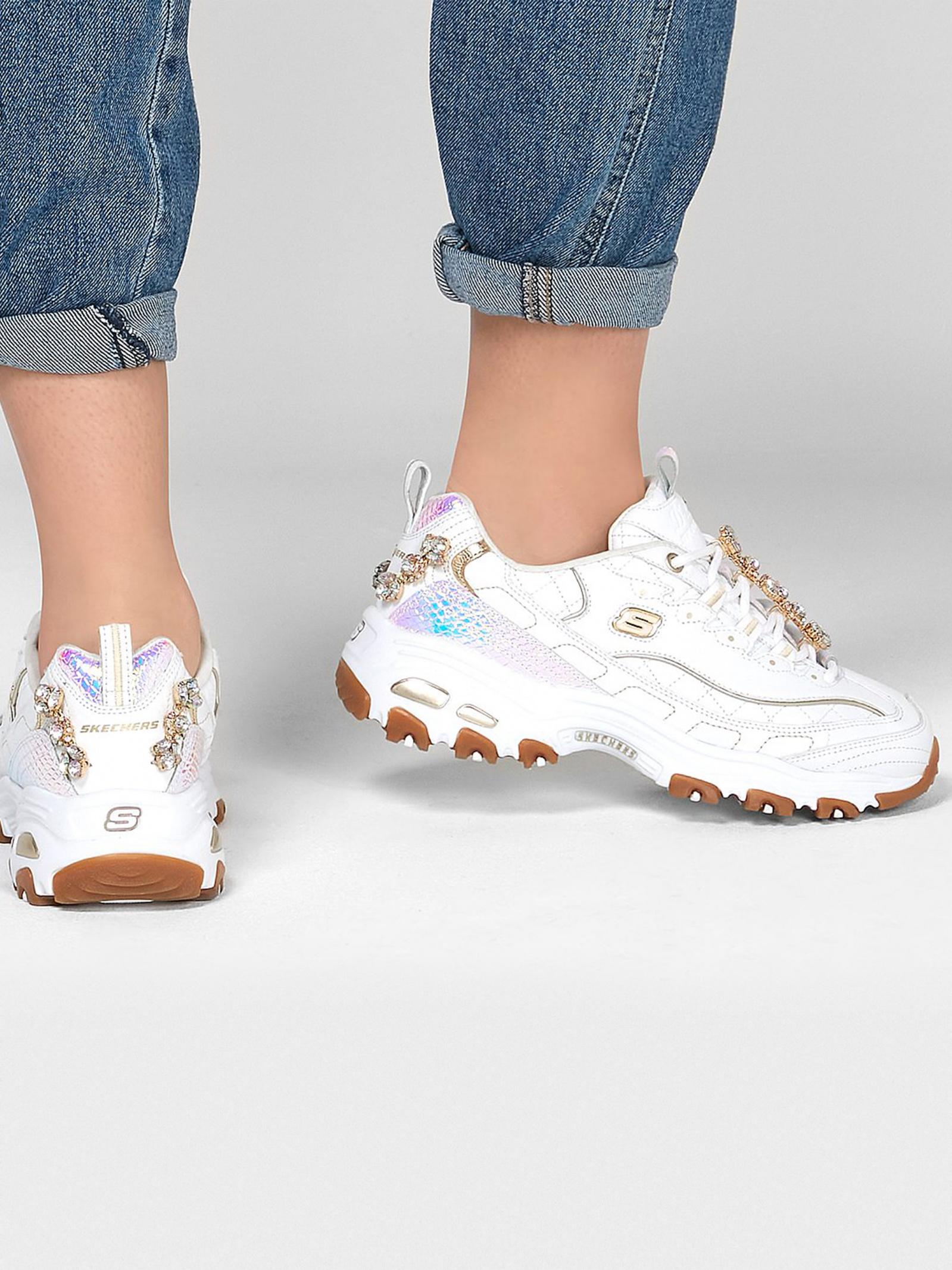 Кросівки  жіночі Skechers Heritage 149246 WHT продаж, 2017