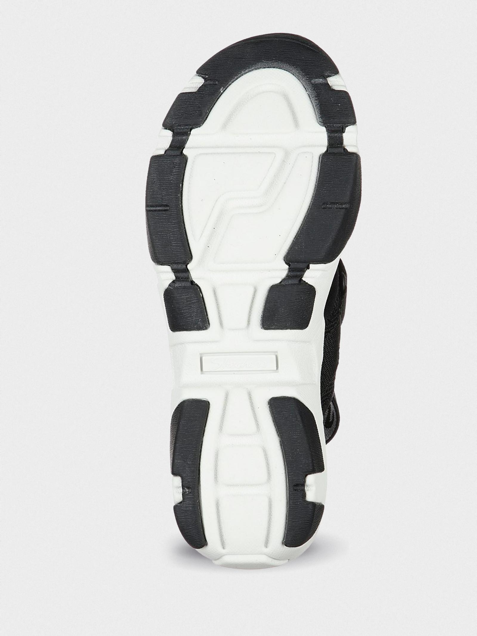 Сандалі  для жінок Skechers Modern Comfort 163051 BLK модне взуття, 2017