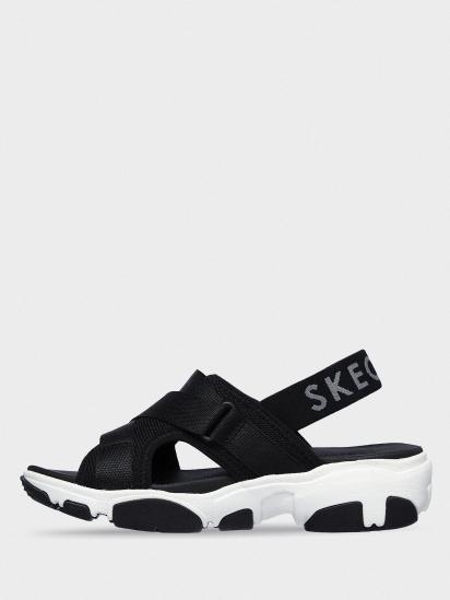 Сандалі  для жінок Skechers Modern Comfort 163051 BLK брендове взуття, 2017