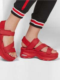 Сандалі жіночі Skechers Cali 119110 RED - фото