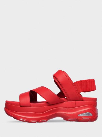 Сандалі  для жінок Skechers Cali 119110 RED замовити, 2017