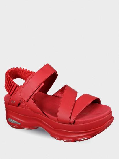 Сандалі  для жінок Skechers Cali 119110 RED дивитися, 2017