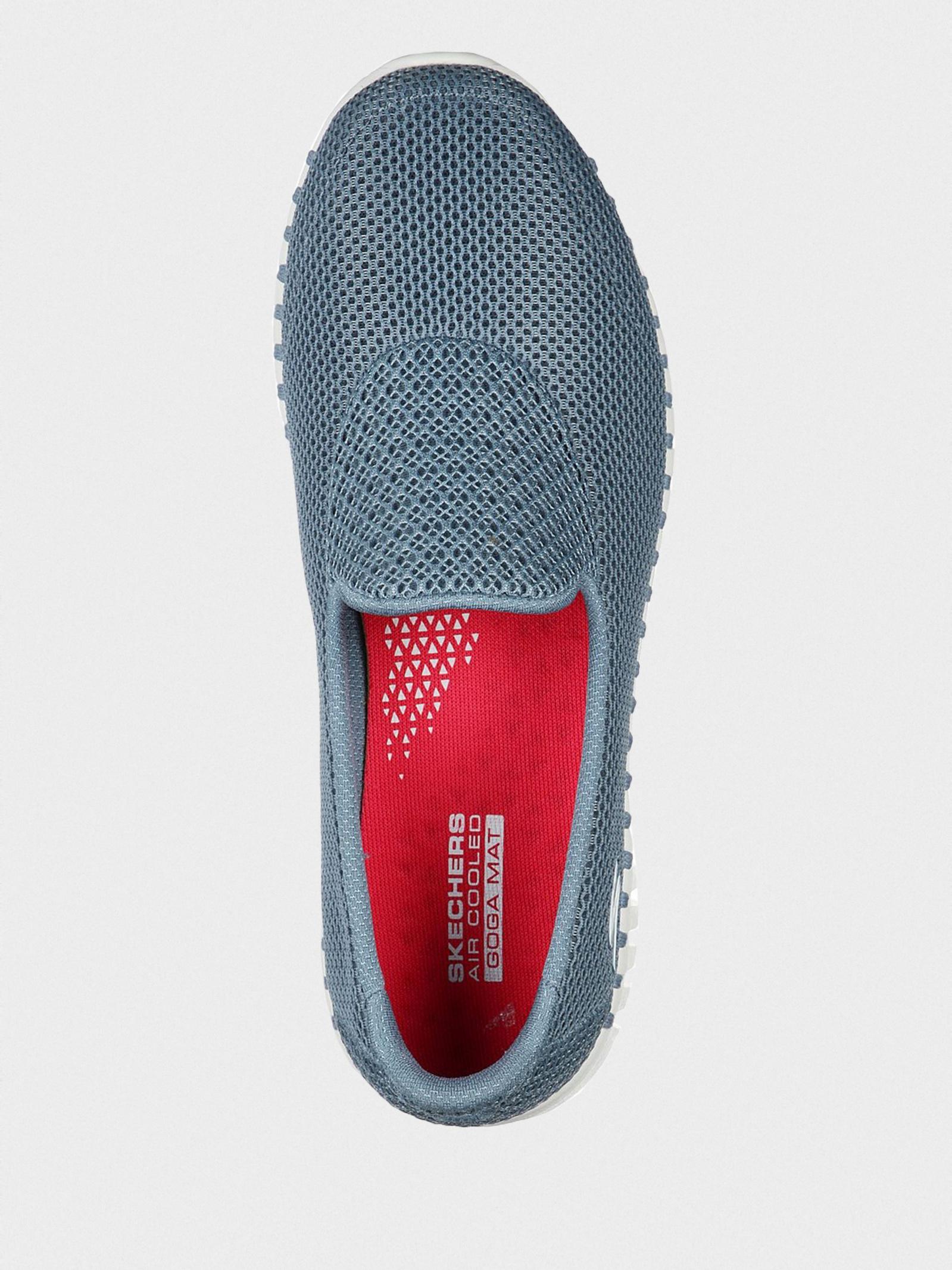 Слипоны женские Skechers Go Walk KW5892 размеры обуви, 2017