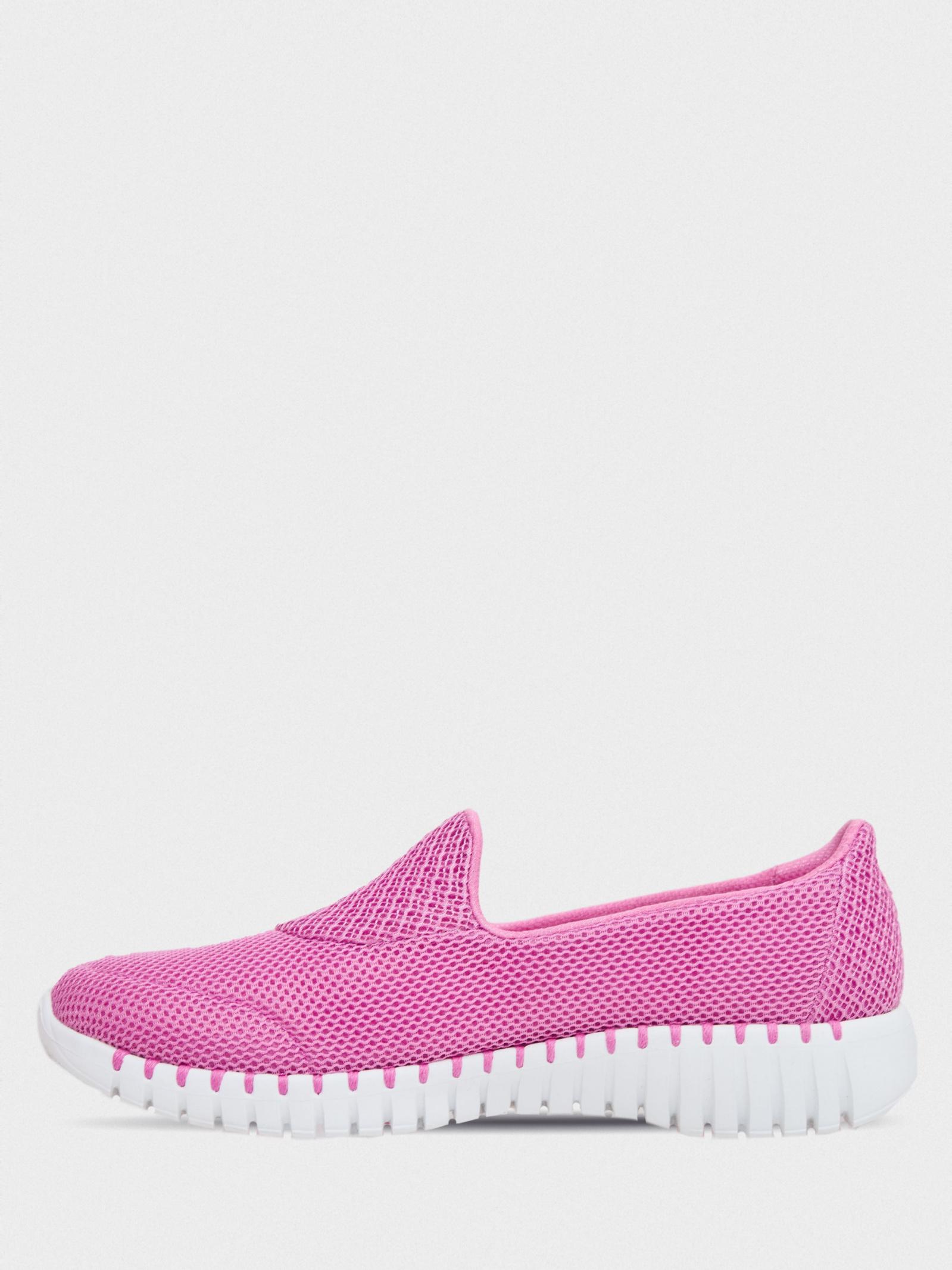 Слипоны женские Skechers Go Walk 16700 PNK купить обувь, 2017