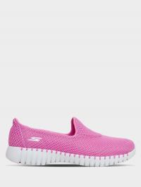 Слипоны женские Skechers Go Walk 16700 PNK размеры обуви, 2017