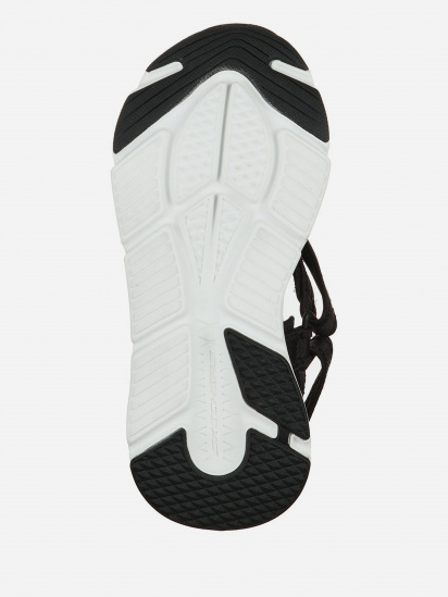 Сандалії Skechers MAX CUSHIONING - IT'S LIT модель 140126 BKW — фото 3 - INTERTOP