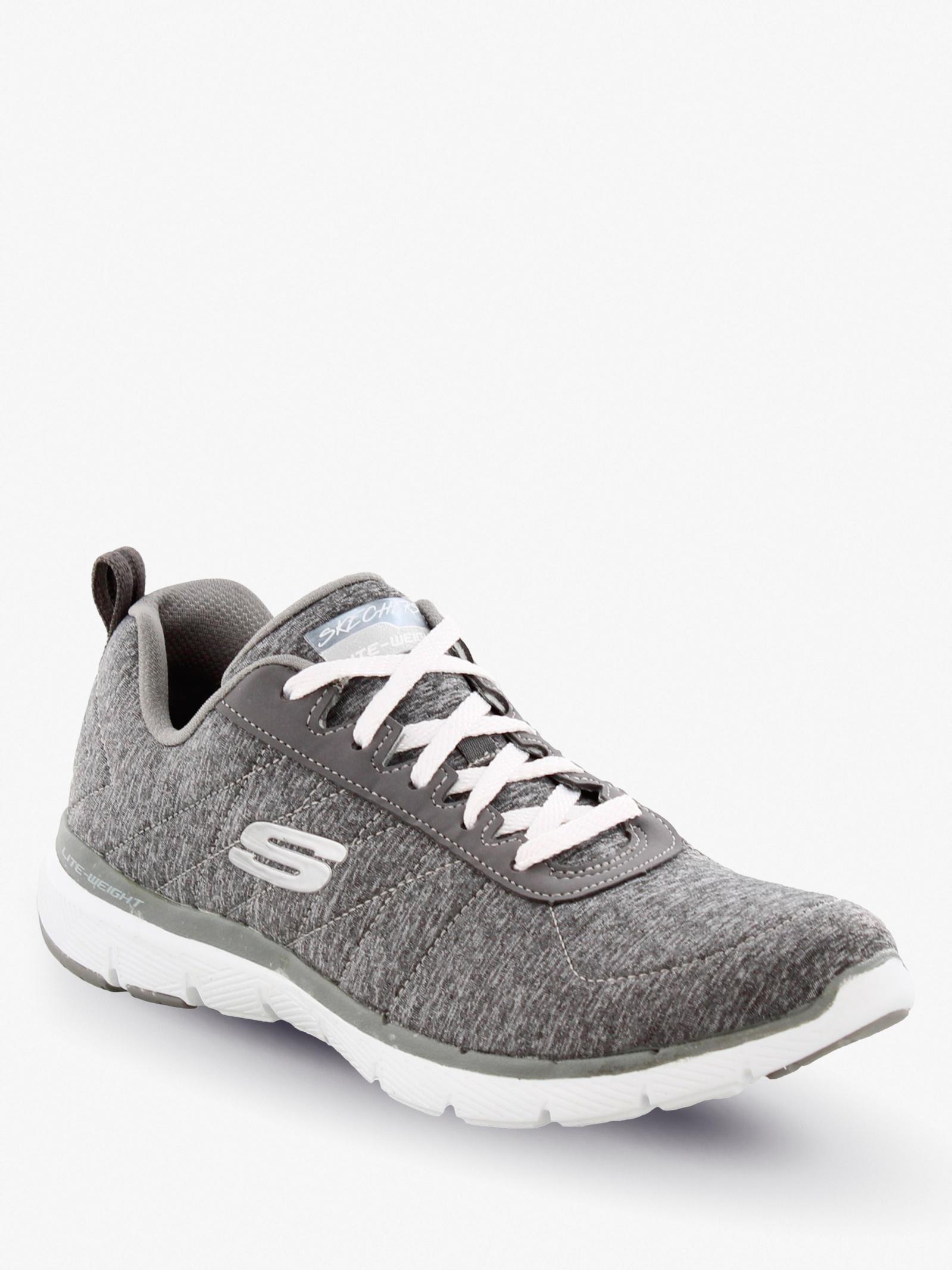 Кроссовки для женщин Skechers Sport Womens 13067W GRY фото, купить, 2017