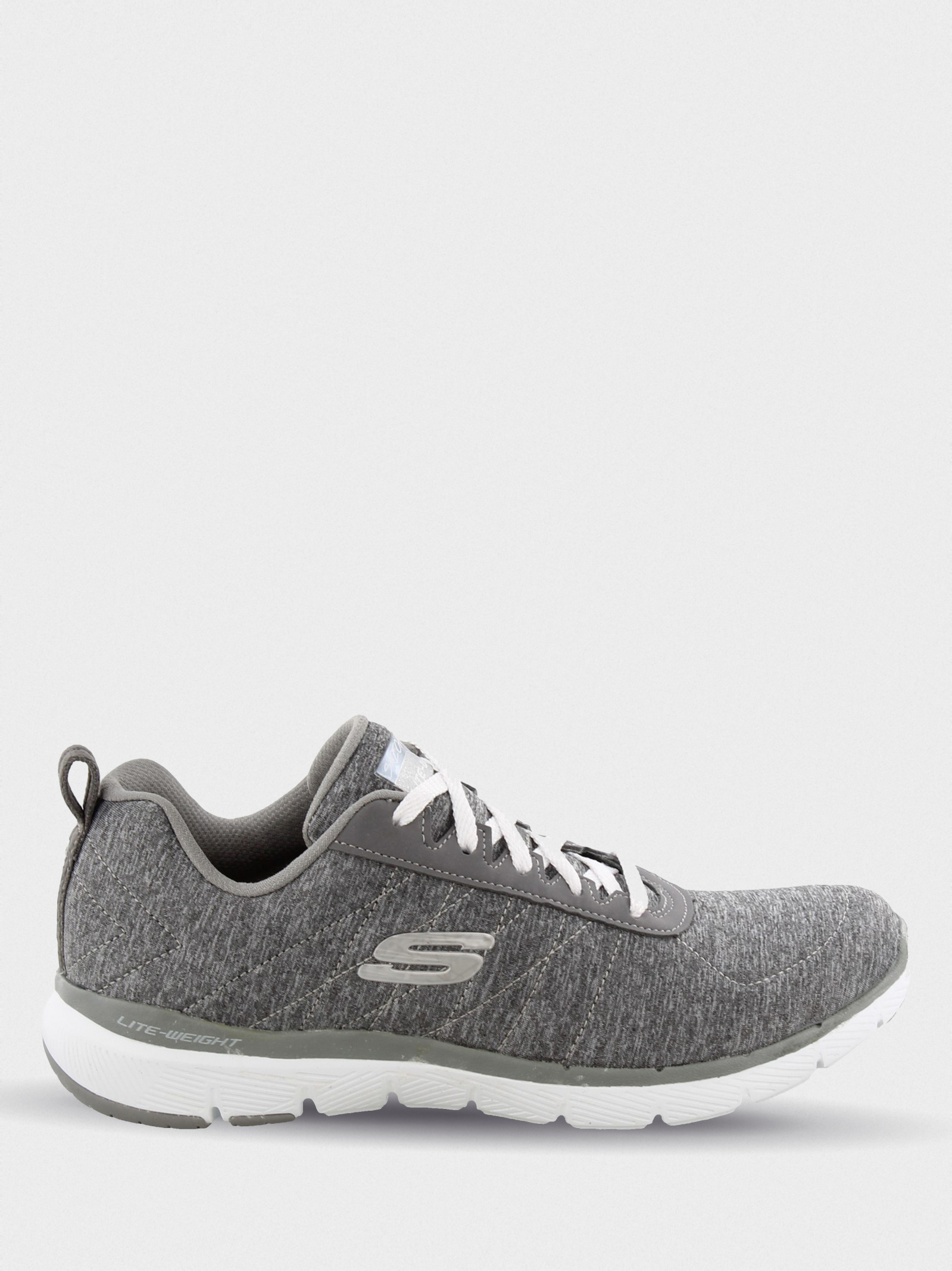 Кроссовки для женщин Skechers Sport Womens 13067W GRY купить в Интертоп, 2017