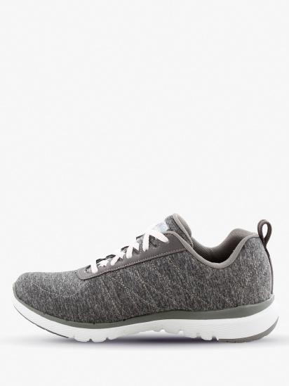 Кроссовки для женщин Skechers Sport Womens 13067W GRY брендовая обувь, 2017