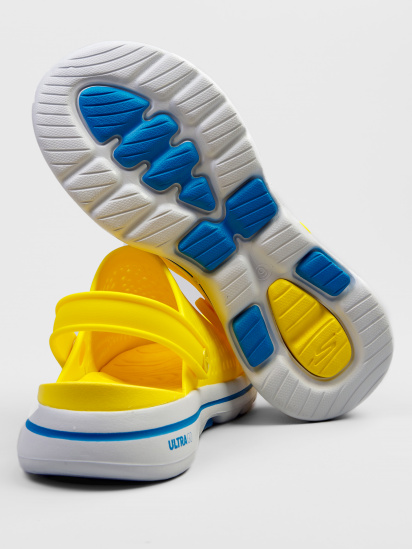 Шльопанці Skechers GOwalk 5™ - Astonished - фото