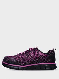 Кросівки  для жінок Skechers Work 77251BKPK замовити, 2017