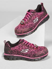 Кросівки  для жінок Skechers Work 77251BKPK купити в Iнтертоп, 2017