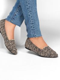 Балетки  для жінок Skechers Modern Comfort 158018 NTBK розмірна сітка взуття, 2017