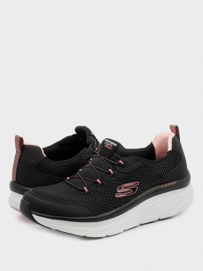 Кросівки  для жінок Skechers 149004 BKPK 149004 BKPK дивитися, 2017