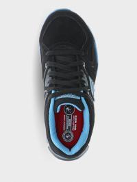 Кросівки  для жінок Skechers Work 76553EW BKBL продаж, 2017