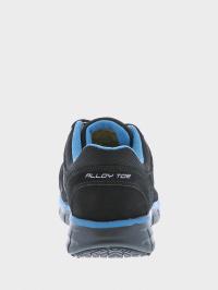 Кросівки  для жінок Skechers Work 76553EW BKBL фото, купити, 2017