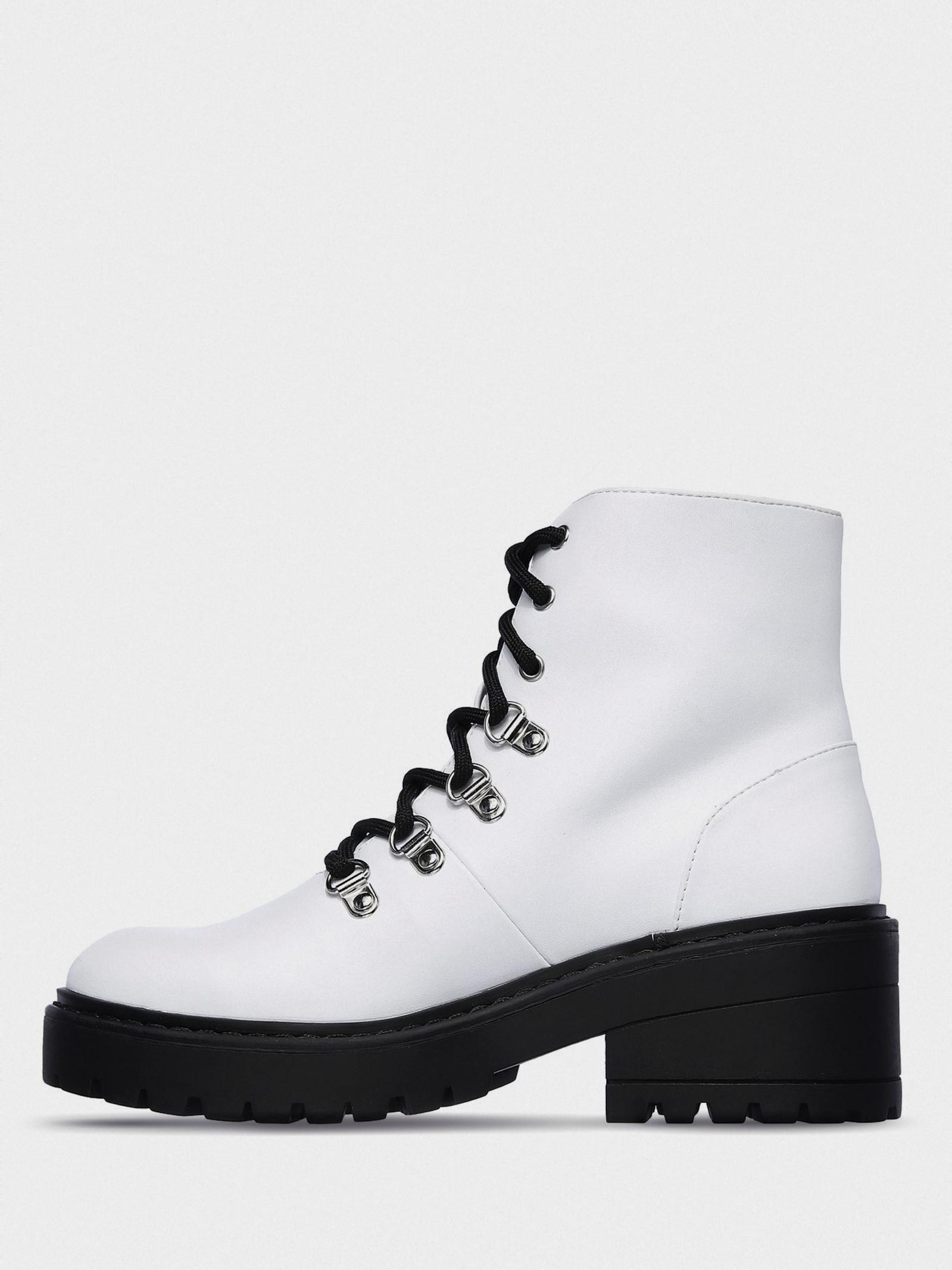 Черевики  для жінок Skechers Modern Comfort 49058 WHT брендове взуття, 2017