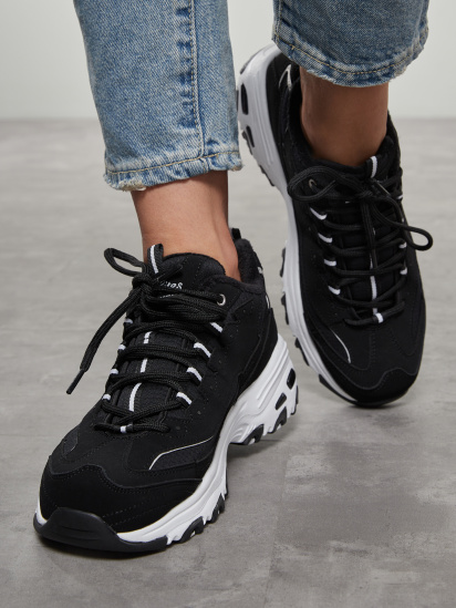 Кросівки fashion Skechers D'LITES FREEZE TALK - фото
