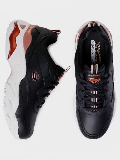 Кросівки  для жінок Skechers 149088 BKRG купити взуття, 2017