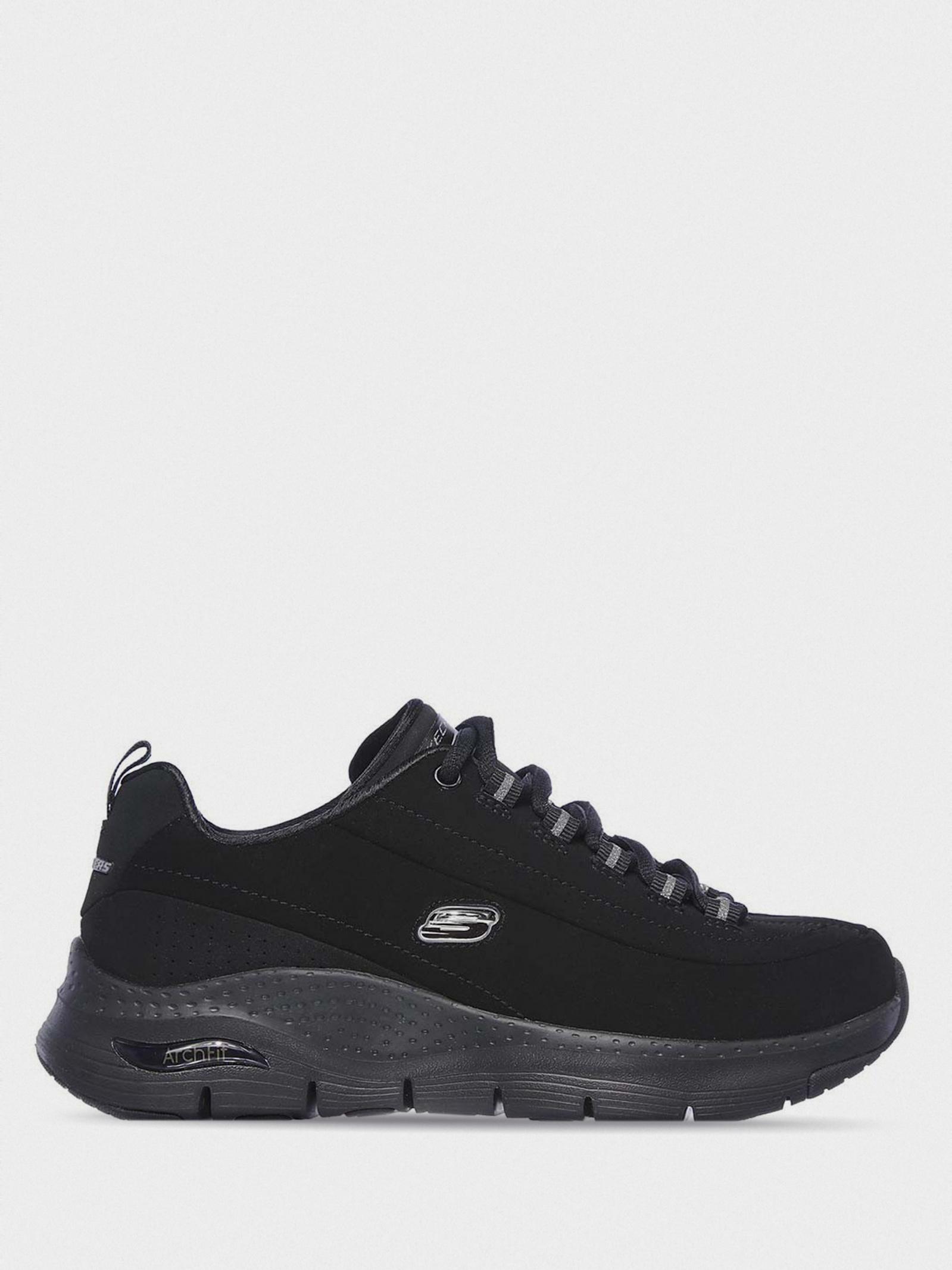 Кросівки  для жінок Skechers 149147 BBK , 2017