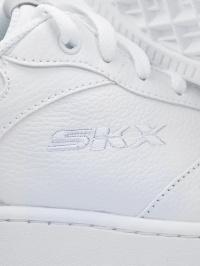 Кеди  для жінок Skechers 149440 WHT 149440 WHT ціна взуття, 2017
