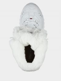 Чоботи  для жінок Skechers Modern Comfort 167012 WHT модне взуття, 2017