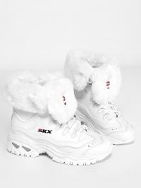 Чоботи  для жінок Skechers Modern Comfort 167012 WHT дивитися, 2017