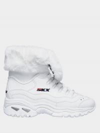 Чоботи  для жінок Skechers Modern Comfort 167012 WHT ціна взуття, 2017
