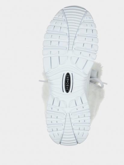 Чоботи  для жінок Skechers Modern Comfort 167012 WHT брендове взуття, 2017