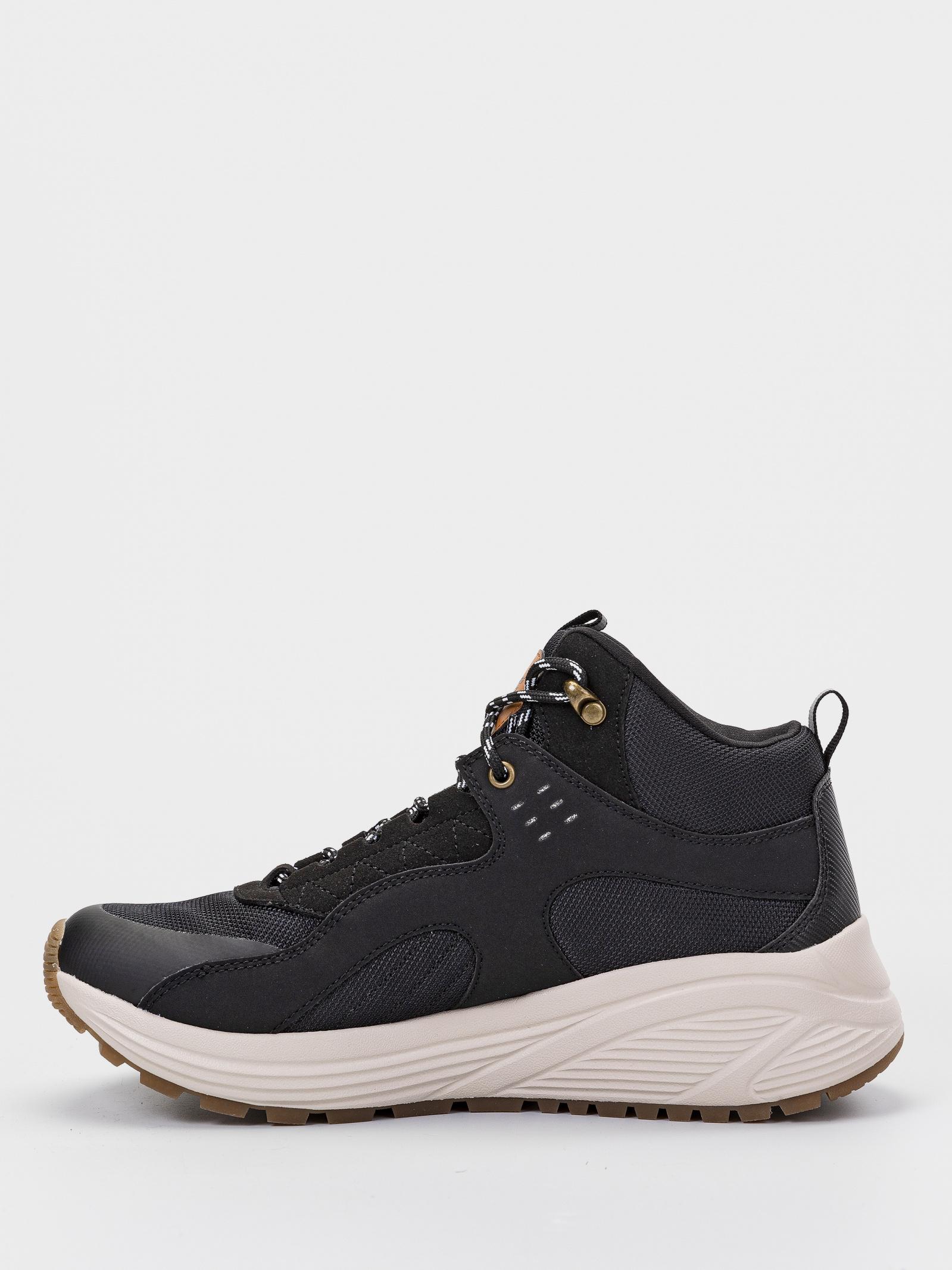 Черевики  для жінок Skechers Bob's Sport 117053 BLK ціна взуття, 2017