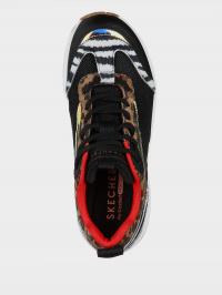 Кросівки  для жінок Skechers 155007 BKMT 155007 BKMT модне взуття, 2017